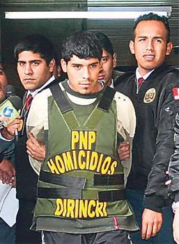 Asesino Carlos Navarro