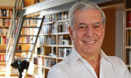 Mario Vargas Llosa Premio Nobel de Literatura