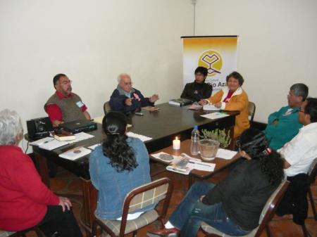 Jornada Espiritualidad Misionera 2010
