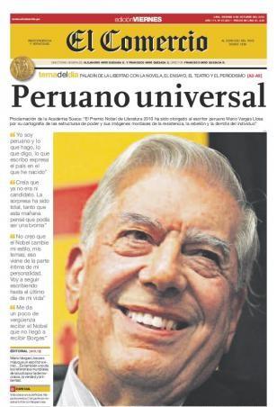 Peruano universal