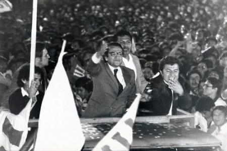 Alfonso Barrantes IU