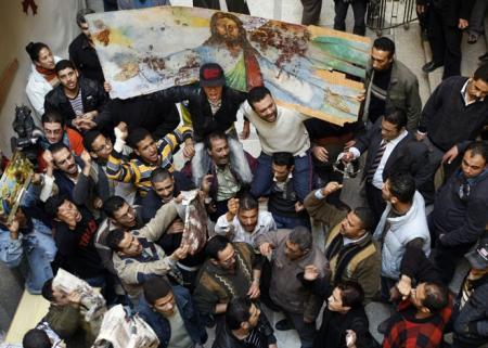 Sangre martires coptos Alejandria
