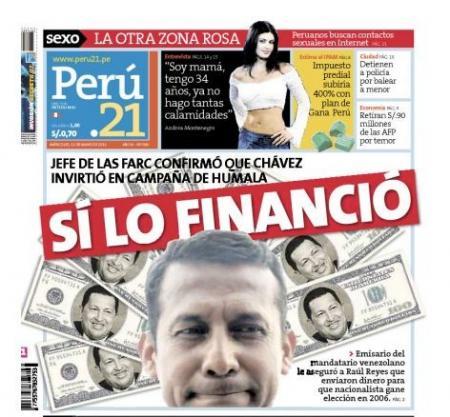 Chavez financista