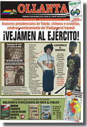 Ollanta Prensa Etnonacionalista