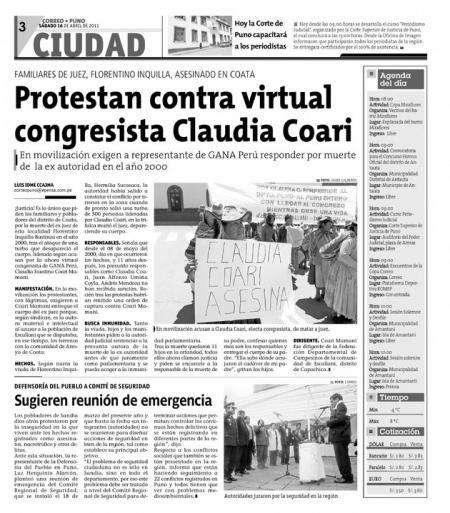 Claudia Coari