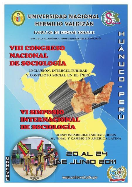 VIII Congreso Nacional de Sociologia