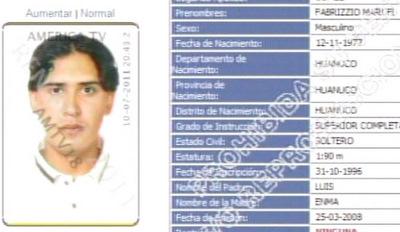 Fabrizzio Marcel Pimentel Gomez