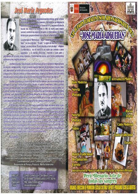 VII Juegos Escolares Florales Nacionales 2011