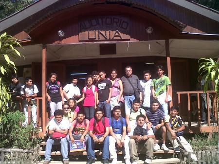 Universidad Nacional Intercultural de la Amazonia