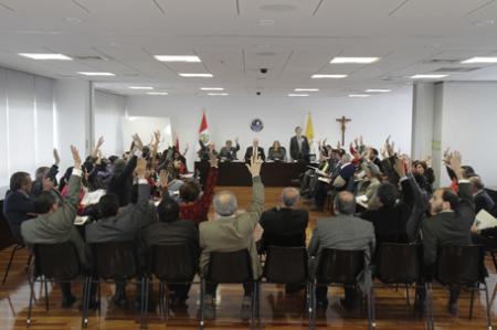 Asamblea PUCP