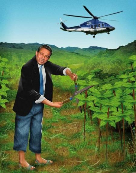 El jardinero infiel