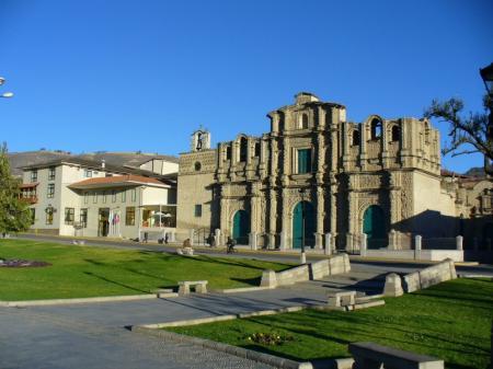 Catedral Cajamarca