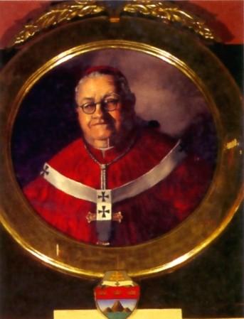 Cardenal Gualberto Guevara