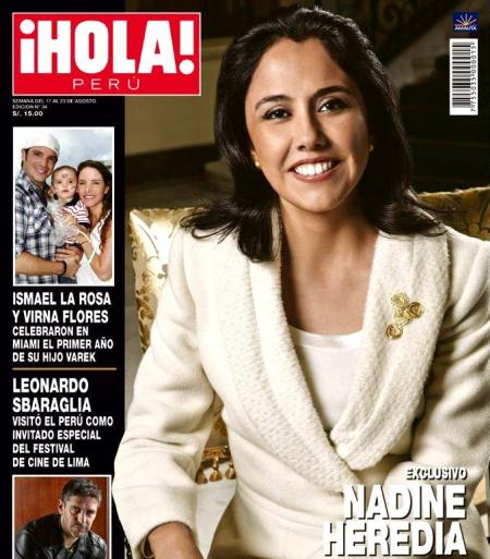 Nadine Heredia