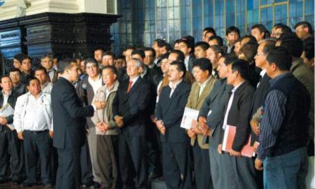 Alcaldes de Cajamarca