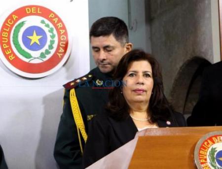Ministra de Defensa