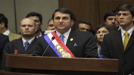 Presidente de Paraguay