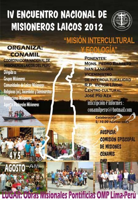IV Encuentro Nacional de Misioneros Laicos