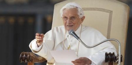 Santo Padre Benedicto XVI