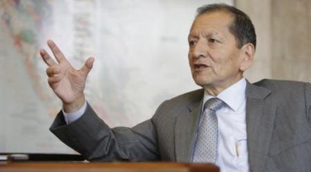 Ministro Jorge Merino