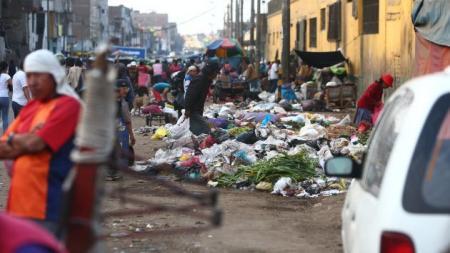 Caos, basura y delincuencia