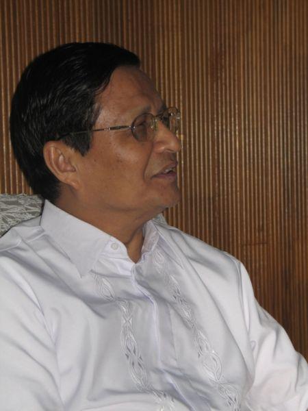 Arzobispo Charles Maug Bo
