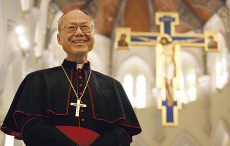 Cardenal Tong