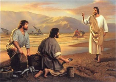 Seguimiento a Jesucristo