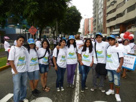 Voluntarios molinenses