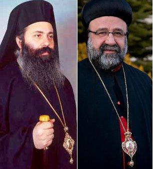 Obispos secuestrados