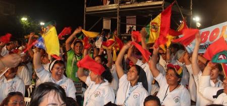 Bolivia CAM5
