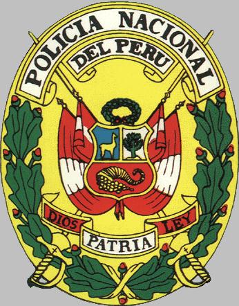 Logo Policia Nacional del Perú