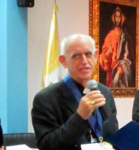 Fortunato Pablo Urcey OAR