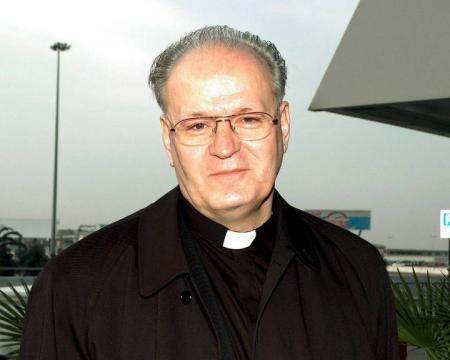 Cardenal Peter Erdo