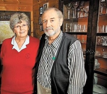 Ehemann Gert y Martha Heizer