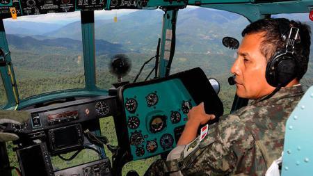 Humala piloto