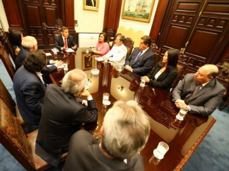 Presidente Humala