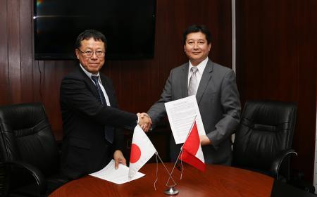 Cooperacion de Japon
