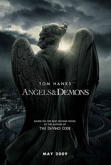 Poster Angeles & Demonios