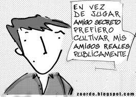 """""""Amigo"""" Secreto"""