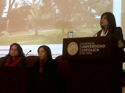 Arq. Rosana Correa Gerente Los Horcones