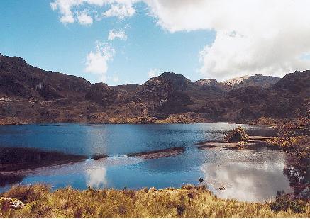 Ecuador-Parque Nacional de Cajas-Wikimedia Commons