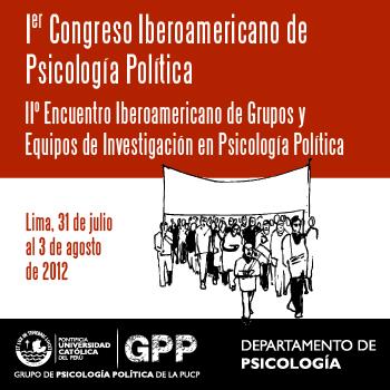 I Congreso Iberoamericano de Psicología Política
