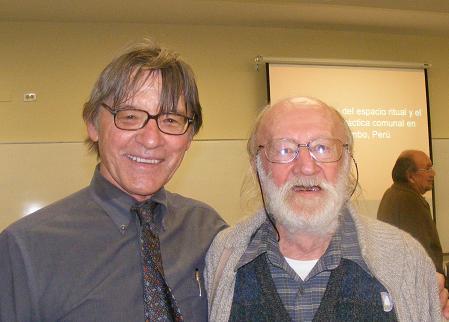Gary Urton y John Earls   25 06 09
