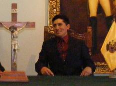 Jose Pino en Conferencia Magisterial sobre Patrimonio Cultural