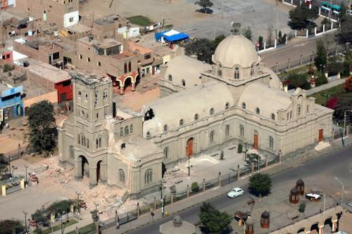 Templo de Luren desprotegido legalmente por el INC