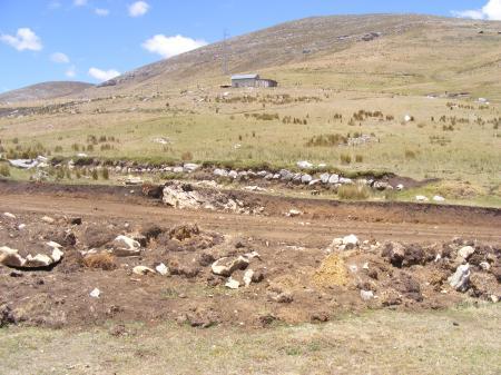 Nueva Carretera sobre el Camino Inka