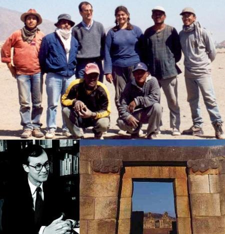 Jose Pino, Idilio Santillana, Craig Morris, Alejandra Figueroa, Mañu, Carlos Ausejo, Chimpa y Bebe: Tambo Colorado Team