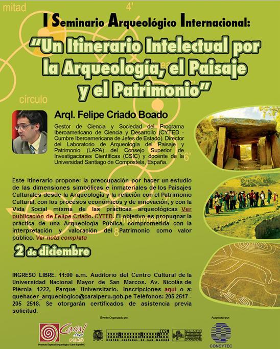 seminario de paisaje cultural - jose pino