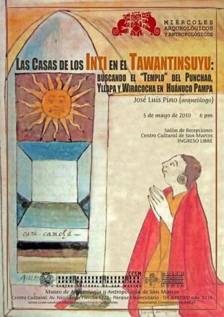 Jose Luis Pino Matos - Casas de los Inti
